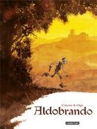 Couverture du livre « Aldobrando » de Gipi et Luigi et Critone aux éditions Casterman