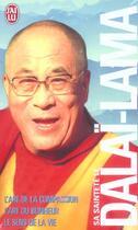 Couverture du livre « Coffret dalai lama 3vols novembre 2004 » de  aux éditions J'ai Lu