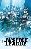 Couverture du livre « Justice League T.8 ; la ligue d'injustice » de Ivan Reis et Doug Mahnke et Jason Fabok et Geoff Johns aux éditions Urban Comics