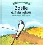 Couverture du livre « Basile Est De Retour » de Guidoux/Boucher aux éditions Le Sorbier