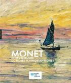 Couverture du livre « Monet, chefs-d'oeuvre du musée Marmottan Monet » de Collectif aux éditions Hazan
