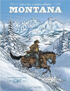 Couverture du livre « Montana » de Gianfranco Manfredi et Giulio De Vita aux éditions Lombard