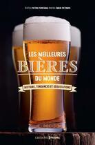 Couverture du livre « Les meilleures bières du monde » de Fabio Petroni aux éditions Prisma