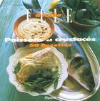 Couverture du livre « 50 Recettes Poissons Et Crustaces » de Elle aux éditions Filipacchi