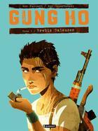Couverture du livre « Gung Ho t.1 ; brebis galeuses » de Thomas Von Kummant et Benjamin Von Eckartsberg aux éditions Paquet