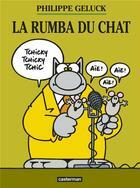 Couverture du livre « Le Chat T.22 ; la rumba du chat » de Philippe Geluck aux éditions Casterman