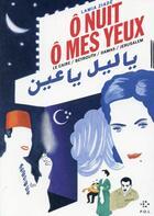 Couverture du livre « Ô nuit, ô mes yeux » de Lamia Ziade aux éditions P.o.l