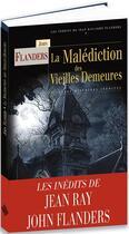 Couverture du livre « La malédiction des vieilles demeures » de Jean Ray aux éditions Terre De Brume