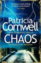 Couverture du livre « CHAOS » de Patricia Cornwell aux éditions Harper Collins