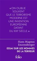 Couverture du livre « Le perdant radical ; essai sur les hommes de la terreur » de Hans Magnus Enzensberger aux éditions Gallimard