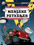 Couverture du livre « Manzana et Patxaran t.3 ; opération jambon » de Pierre George et Jean-Yves Viollier aux éditions Atlantica