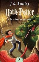 Couverture du livre « Harry Potter y la Cámara Secreta (2) » de J. K. Rowling aux éditions Salamandra