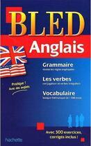 Couverture du livre « Bled ; Anglais » de Collectif aux éditions Hachette Education