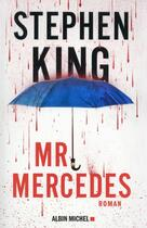 Couverture du livre « Mr Mercedes » de Stephen King aux éditions Albin Michel