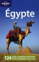 Couverture du livre « Egypte (6e édition) » de Anthony Sattin et Matthew Firestone et Michael Benanav et Thomas Hall aux éditions Lonely Planet France