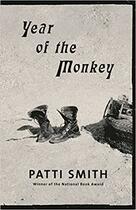 Couverture du livre « Patti smith year of the monkey » de Patti Smith aux éditions Random House Us