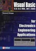 Couverture du livre « Visual basic 5.0, 6.0, vba, .net, 2005 pour les projets électroniques » de Himpe V aux éditions Publitronic Elektor