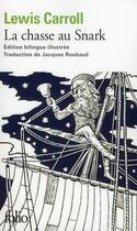 Couverture du livre « La chasse au Snark » de Lewis Carroll aux éditions Gallimard