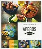 Couverture du livre « Apéros brésiliens » de Fabienne Gambrelle aux éditions Solar