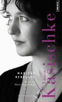 Couverture du livre « Mariées rebelles » de Laura Kasischke aux éditions Points