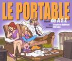 Couverture du livre « Le Portable De A Az » de Germain et Mo aux éditions Source