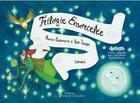 Couverture du livre « Trilogie ensorcelée » de Camille Vidal et Aurore Guillemette et Yoan Laugier aux éditions La Plume De L'argilete