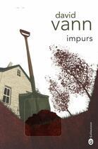 Couverture du livre « Impurs » de David Vann aux éditions Gallmeister
