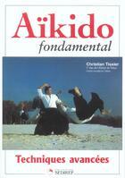 Couverture du livre « Aikido Fondamental Techniques Avancees » de Christian Tissier aux éditions Sedirep