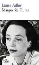Couverture du livre « Marguerite Duras » de Laure Adler aux éditions Gallimard