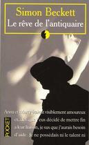Couverture du livre « Le rêve de l'antiquaire » de Simon Beckett aux éditions Pocket