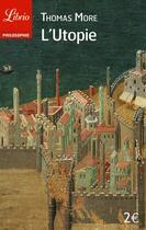 Couverture du livre « L'UTOPIE » de Thomas More aux éditions J'ai Lu