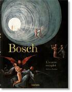 Couverture du livre « Bosch » de Stefan Fischer aux éditions Taschen