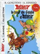 Couverture du livre « Astérix T.5 ; le tour de Gaule d'Astérix » de Rene Goscinny et Albert Uderzo aux éditions Hachette
