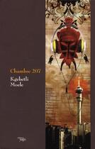 Couverture du livre « Chambre 207 » de Kgebetli Moele aux éditions Yago