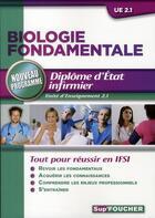 Couverture du livre « Biologie fondamentale ; formation IFSI » de Kamel Abbadi aux éditions Foucher