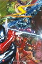 Couverture du livre « Project superpowers t.1 ; la boîte de Pandore » de Alex Ross et Jim Krueger et Carlos aux éditions Panini