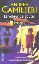 Couverture du livre « Le voleur de goûter » de Andrea Camilleri aux éditions Pocket