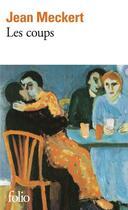 Couverture du livre « Les coups » de Jean Meckert aux éditions Gallimard