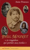 Couverture du livre « Paul Mounet ;