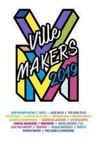 Couverture du livre « Ville makers (édition 2019) » de Michel Mathieu aux éditions Nouveaux Debats Publics