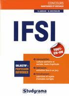 Couverture du livre « IFSI » de Muriel Moutarlier et Badia Jabrane aux éditions Studyrama
