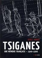 Couverture du livre « Tsiganes » de Kkrist Mirror aux éditions Steinkis