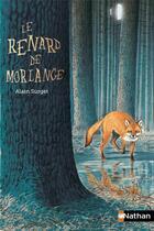 Couverture du livre « Le renard de Morlange » de Alain Surget aux éditions Nathan