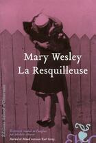 Couverture du livre « La resquilleuse » de Mary Wesley aux éditions Heloise D'ormesson