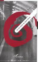 Couverture du livre « La Vie Revee De Jean Giono » de Jacques Chabot aux éditions L'harmattan