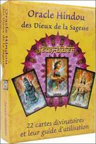 Couverture du livre « Oracle hindou des dieux de la sagesse ; coffret » de Jean Didier aux éditions Bussiere