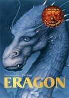 Couverture du livre « Eragon T.1 » de Christopher Paolini aux éditions Bayard Jeunesse