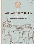 Couverture du livre « The Ginger & White Cookbook » de Tonia George aux éditions Octopus Digital