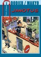 Couverture du livre « Janotus t.1 » de Dodier aux éditions Hibou