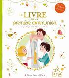 Couverture du livre « Mon album de première communion » de Collectif aux éditions Deux Coqs D'or
